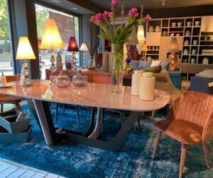 tavoli di design confalone