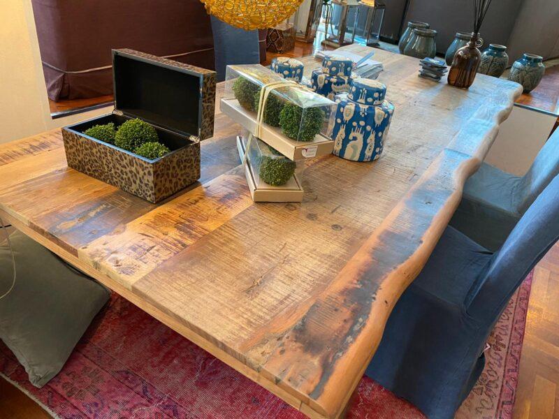 tavolo da pranzo in massello 1