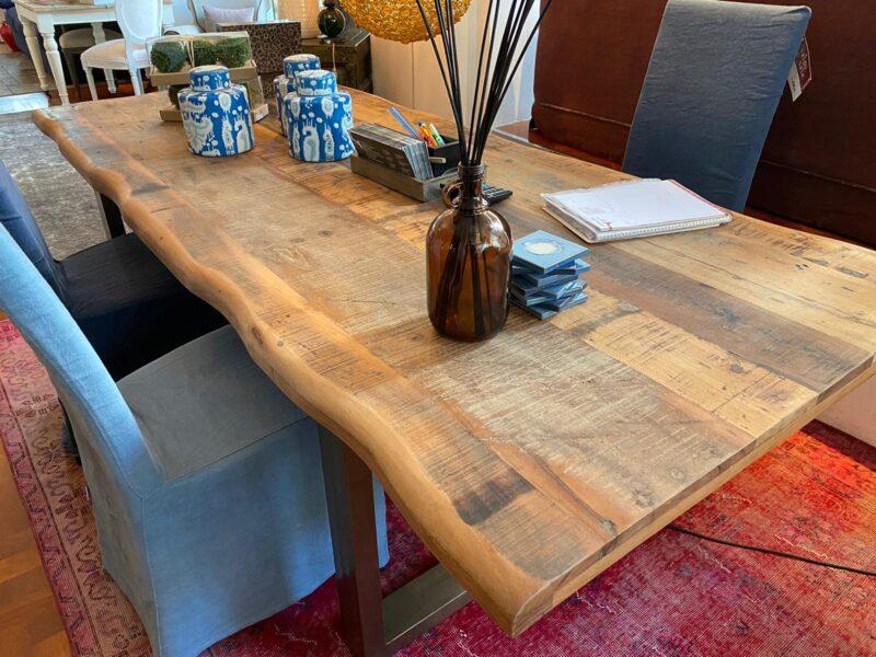 tavolo da pranzo in massello 2